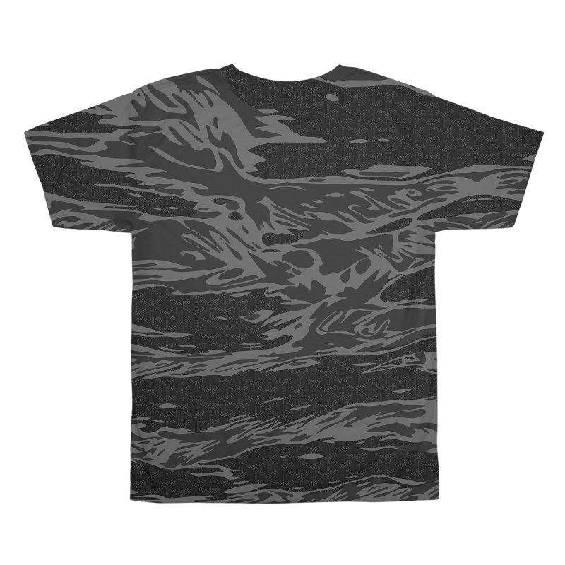 Tigers & Paradise (Shadow) Men's All Over Print by FWMJ's Shop