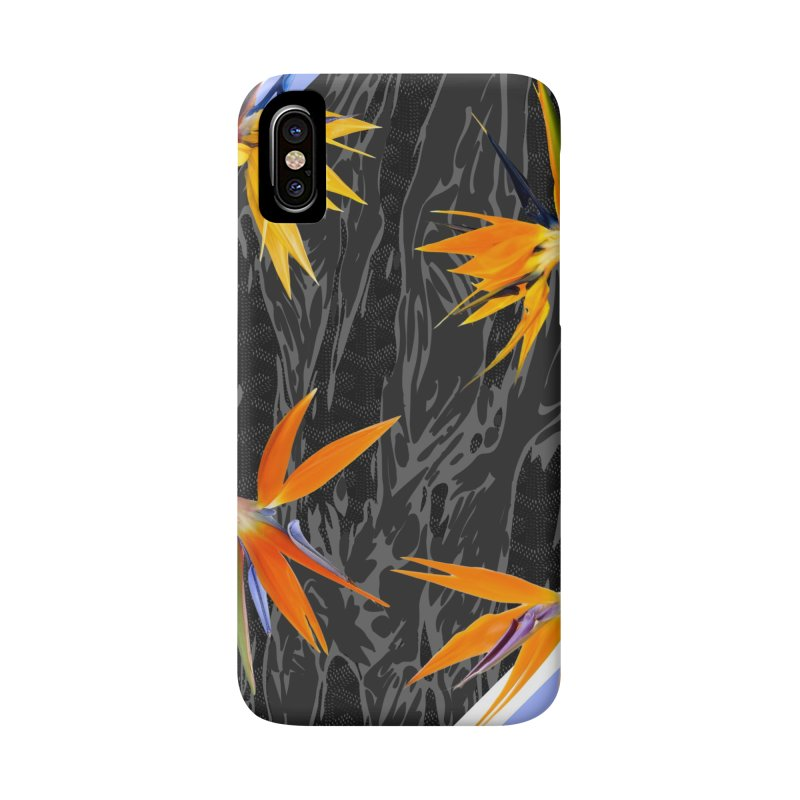 Tigers & Paradise (Shadow) Accessories Phone Case by FWMJ's Shop