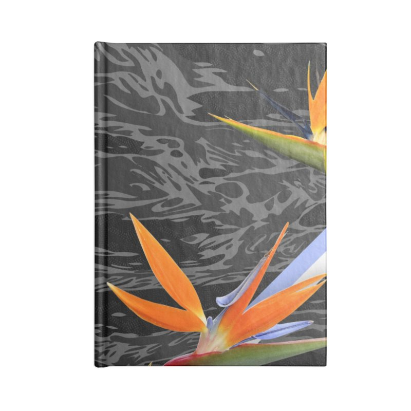 Tigers & Paradise (Shadow) Accessories Blank Journal Notebook by FWMJ's Shop