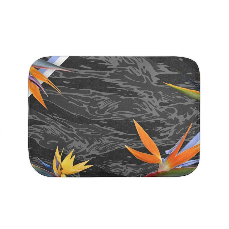Tigers & Paradise (Shadow) Home Bath Mat by FWMJ's Shop