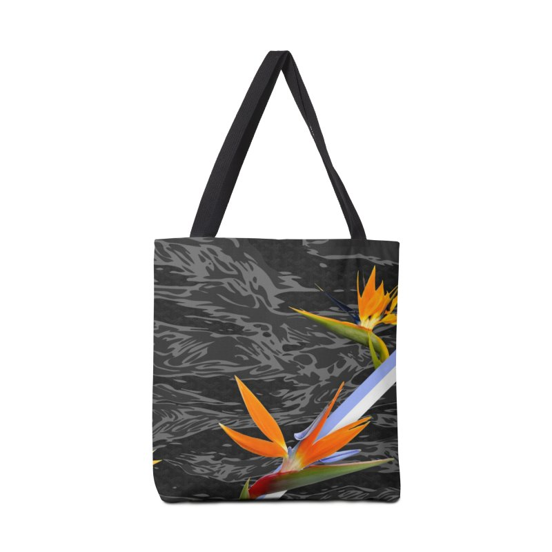Tigers & Paradise (Shadow) Accessories Tote Bag Bag by FWMJ's Shop