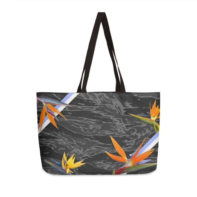 Tigers & Paradise (Shadow) Accessories Weekender Bag Bag by FWMJ's Shop