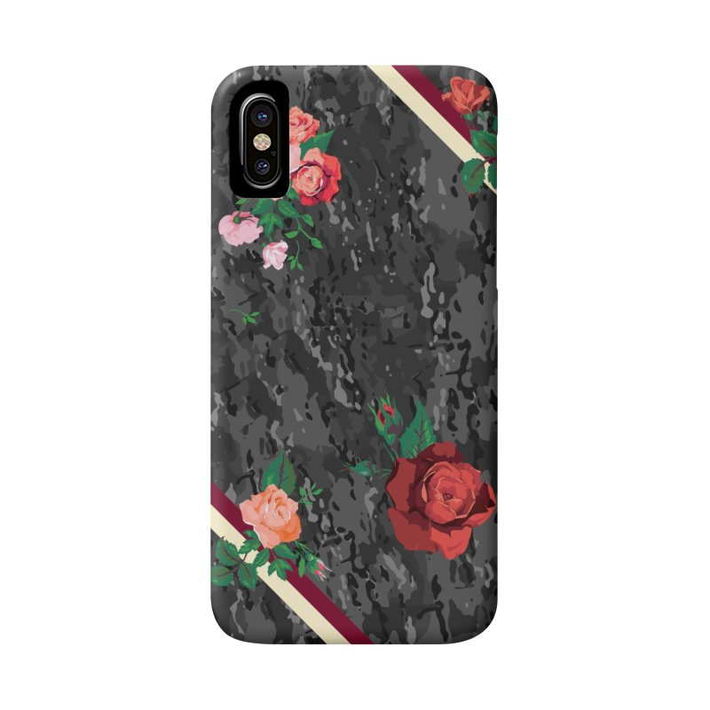 Florals & MultiCAM (Shadow) Accessories Phone Case by FWMJ's Shop