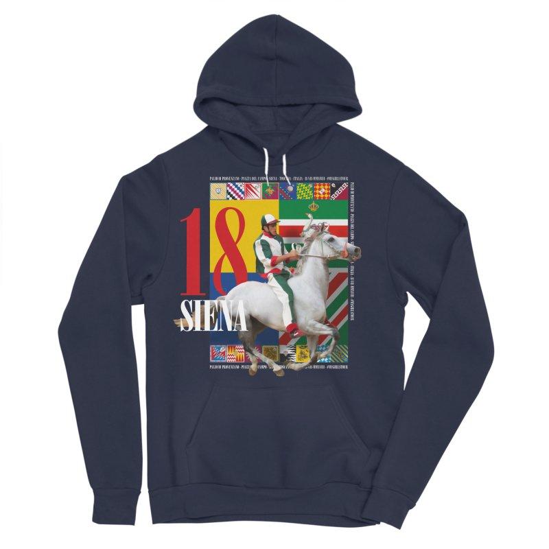 Palio di Siena № 2 Men's Sponge Fleece Pullover Hoody by FWMJ's Shop