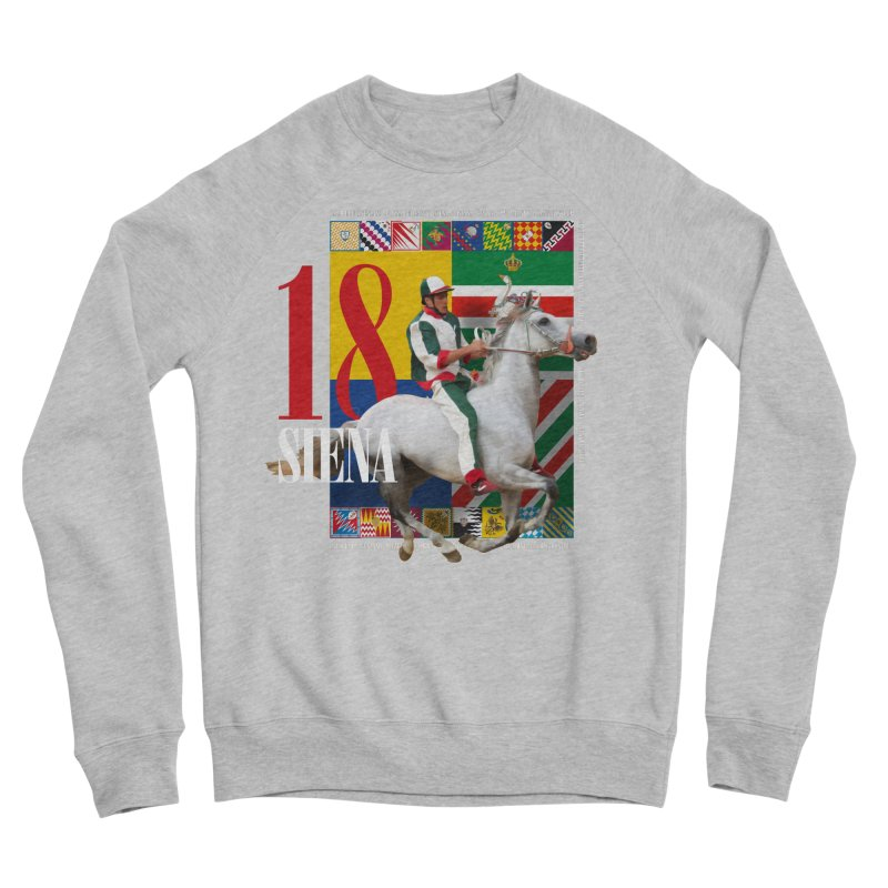 Palio di Siena № 2 Women's Sponge Fleece Sweatshirt by FWMJ's Shop