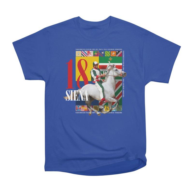 Palio di Siena № 2 Women's Heavyweight Unisex T-Shirt by FWMJ's Shop