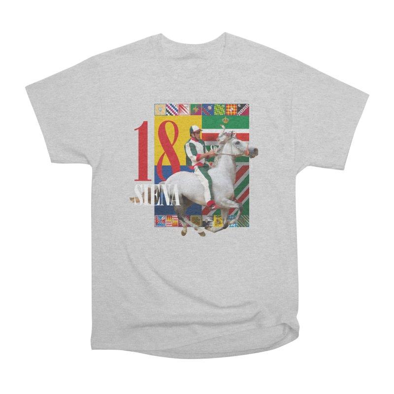 Palio di Siena № 2 Men's Heavyweight T-Shirt by FWMJ's Shop