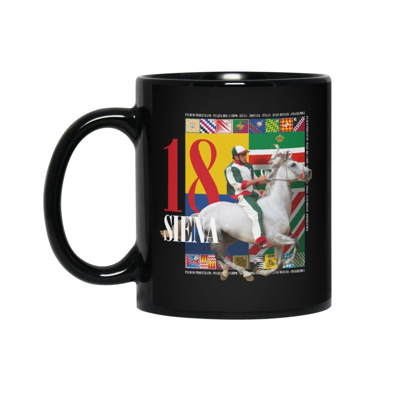 Palio di Siena № 2 Accessories Standard Mug by FWMJ's Shop
