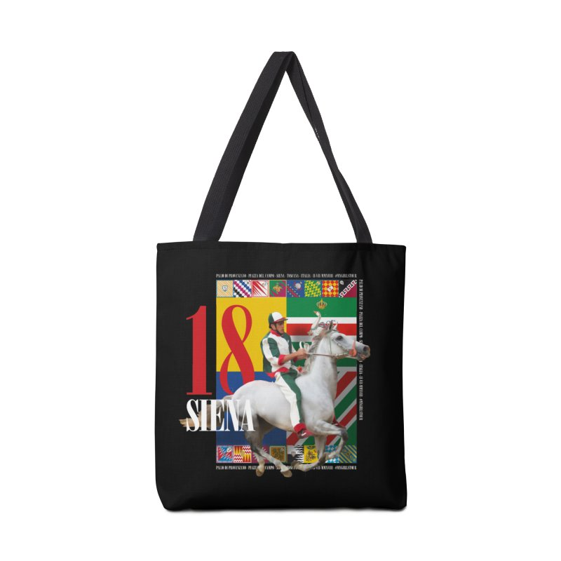 Palio di Siena № 2 Accessories Tote Bag Bag by FWMJ's Shop