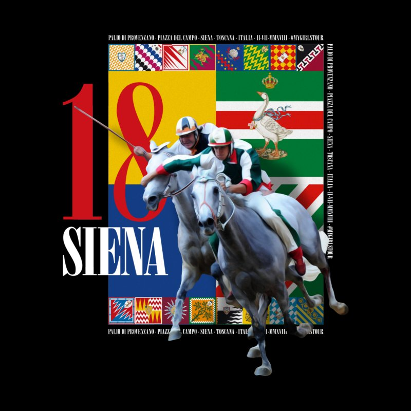 Palio di Siena № 1 Accessories Phone Case by FWMJ's Shop