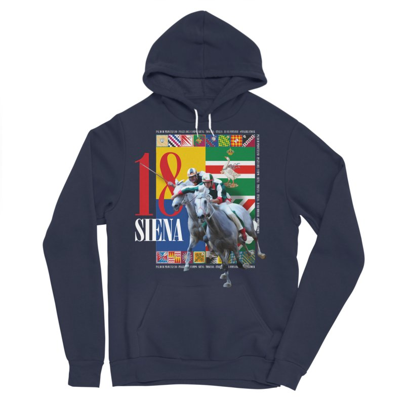 Palio di Siena № 1 Women's Pullover Hoody by FWMJ's Shop