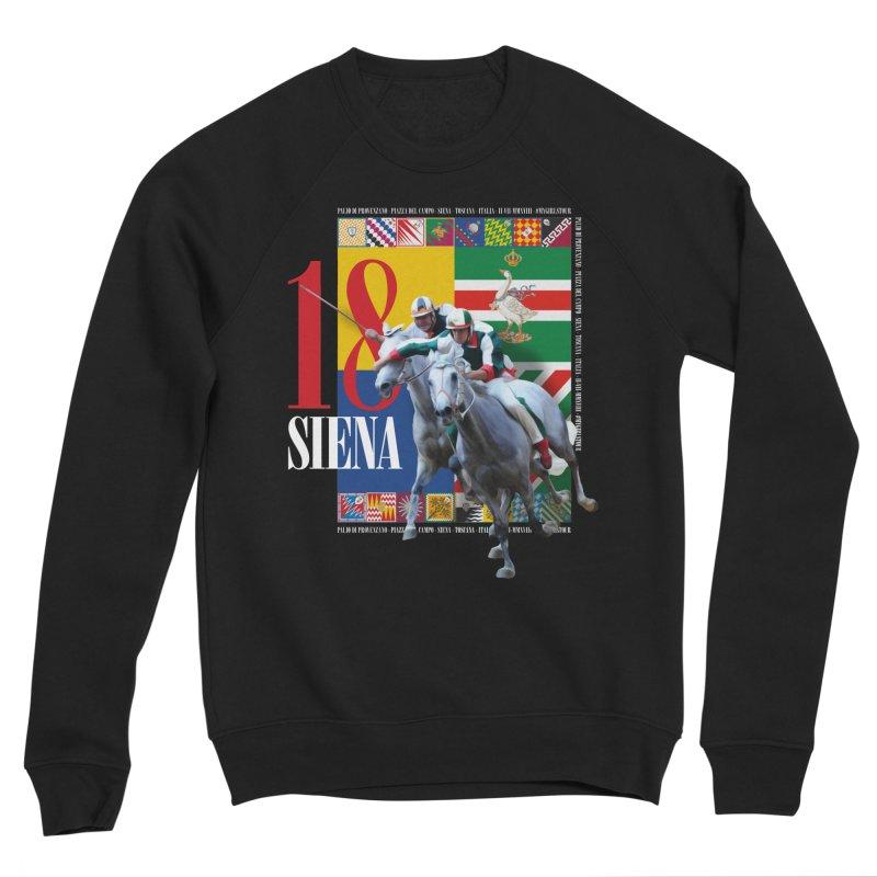Palio di Siena № 1 Men's Sweatshirt by FWMJ's Shop