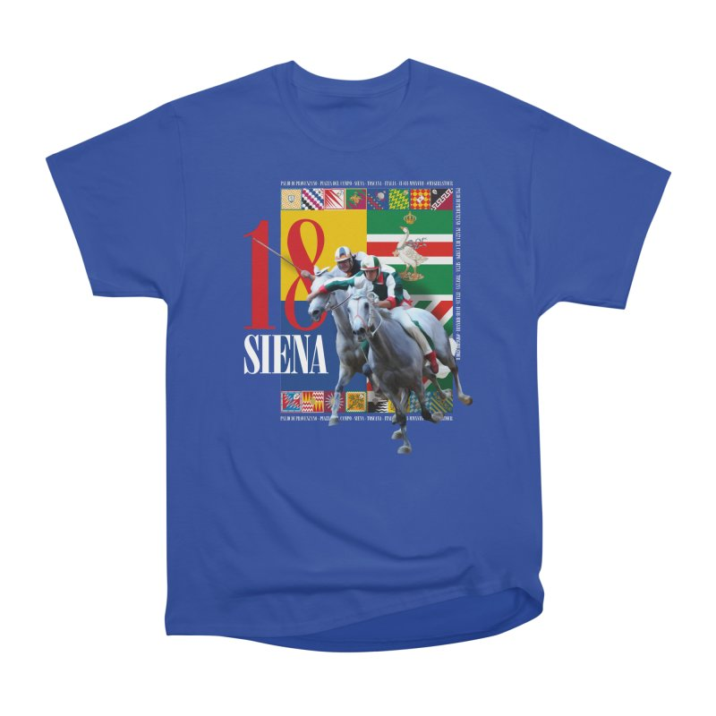 Palio di Siena № 1 Men's T-Shirt by FWMJ's Shop