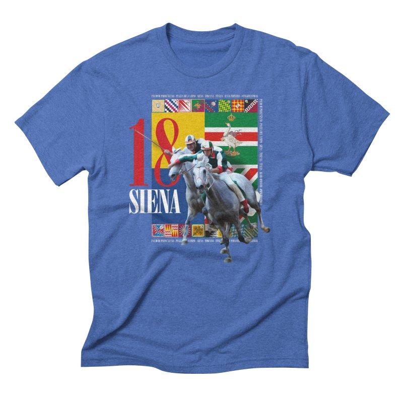 Palio di Siena № 1 Men's T-Shirt by FWMJ's Shop