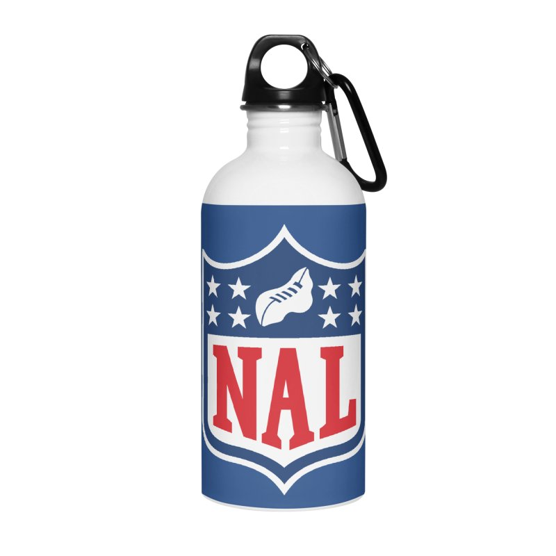 National Anthem League Accessories Water Bottle by FWMJ's Shop