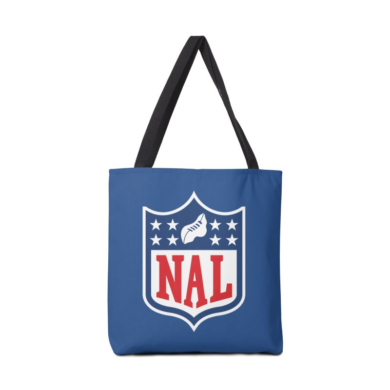 National Anthem League Accessories Bag by FWMJ's Shop