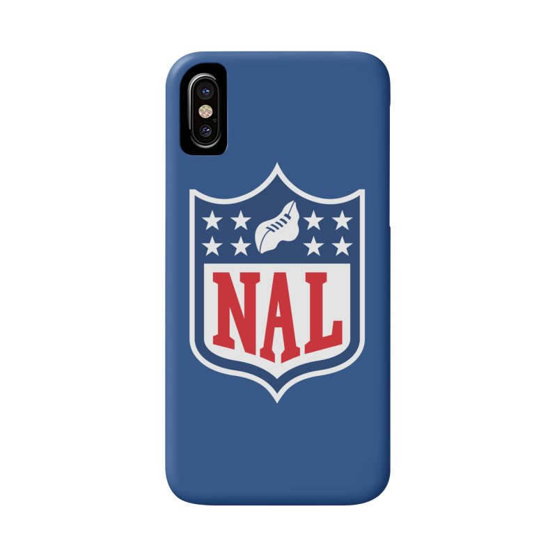 National Anthem League Accessories Phone Case by FWMJ's Shop