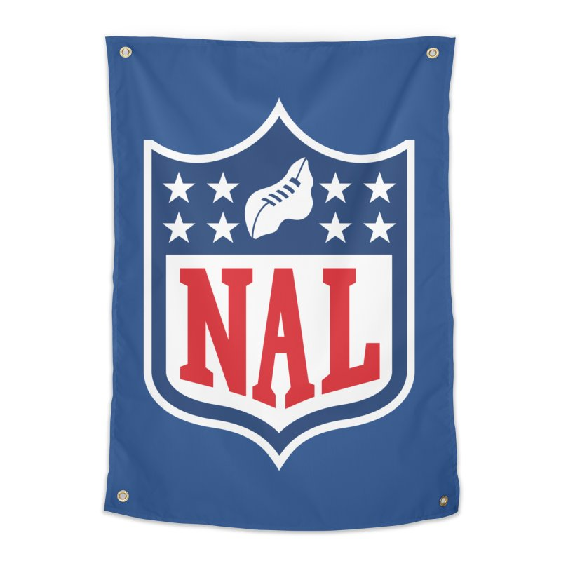 National Anthem League Home Tapestry by FWMJ's Shop