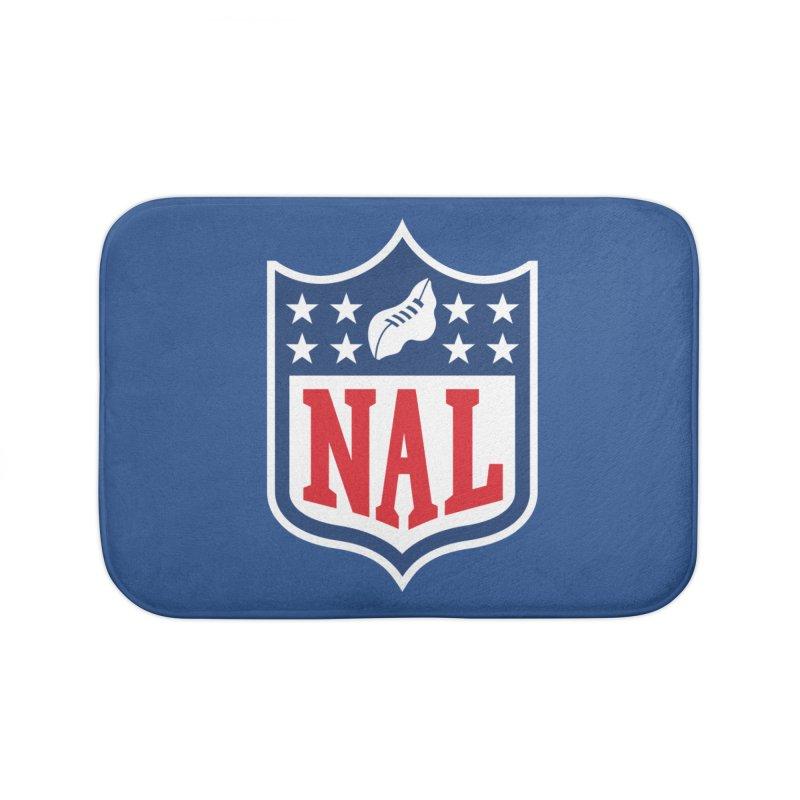 National Anthem League Home Bath Mat by FWMJ's Shop