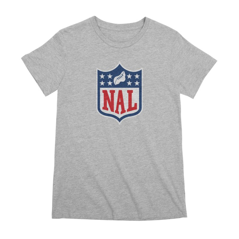 National Anthem League Women's Premium T-Shirt by FWMJ's Shop