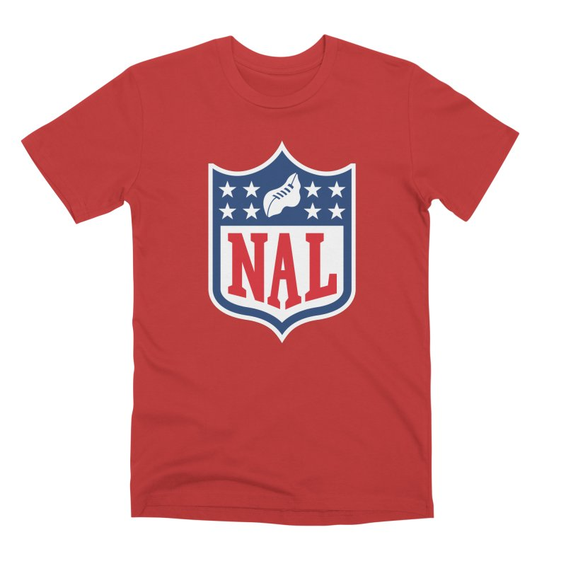 National Anthem League Men's Premium T-Shirt by FWMJ's Shop