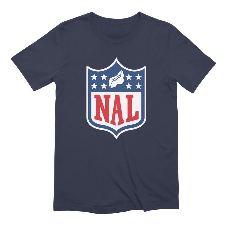 National Anthem League Men's Extra Soft T-Shirt by FWMJ's Shop