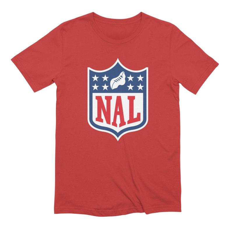 National Anthem League Men's Extra Soft T-Shirt by FWMJ's Shop