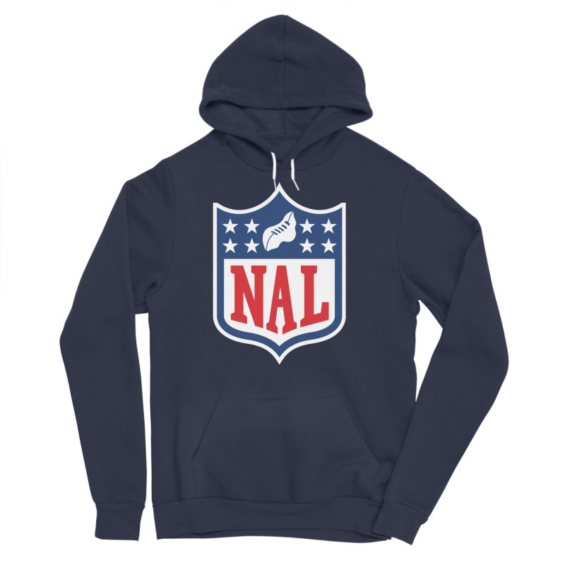 National Anthem League Women's Sponge Fleece Pullover Hoody by FWMJ's Shop
