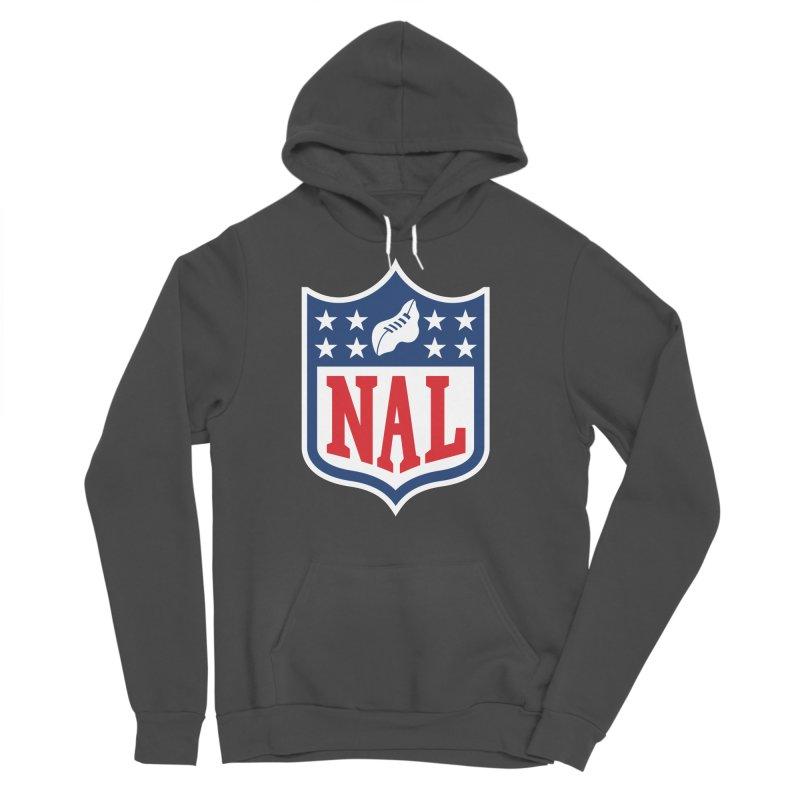 National Anthem League Men's Sponge Fleece Pullover Hoody by FWMJ's Shop