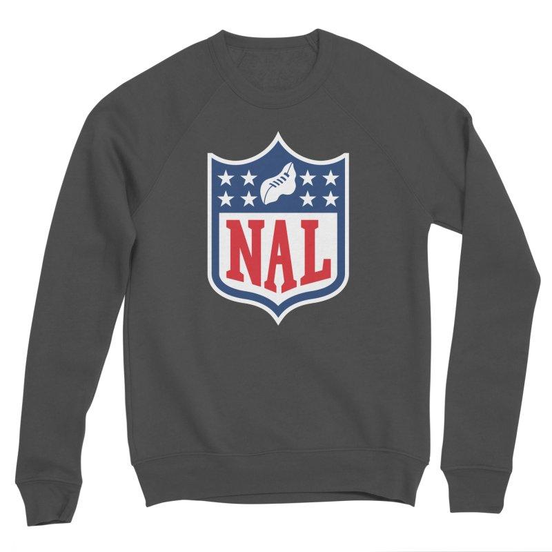National Anthem League Women's Sponge Fleece Sweatshirt by FWMJ's Shop