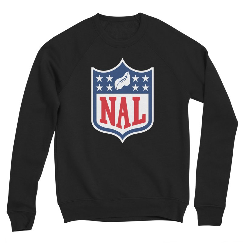 National Anthem League Men's Sponge Fleece Sweatshirt by FWMJ's Shop