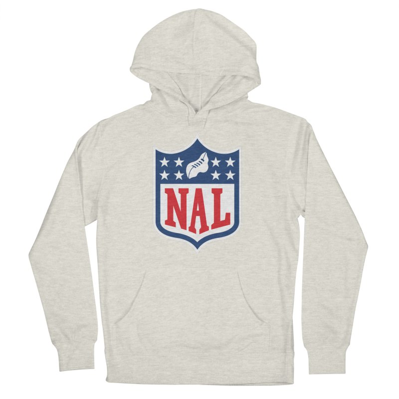 National Anthem League Women's French Terry Pullover Hoody by FWMJ's Shop