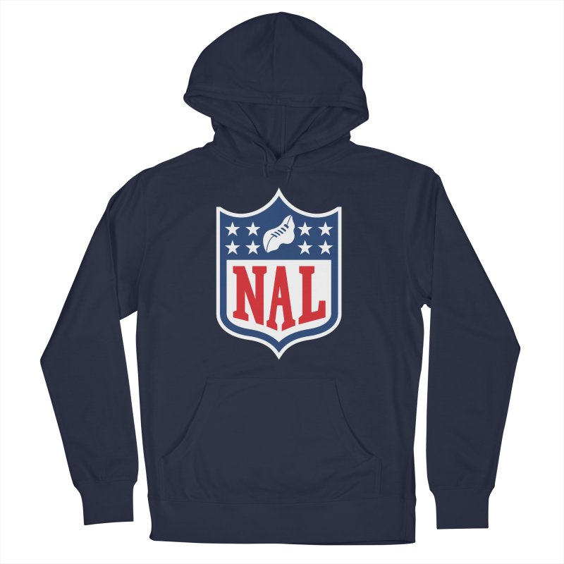 National Anthem League Men's French Terry Pullover Hoody by FWMJ's Shop