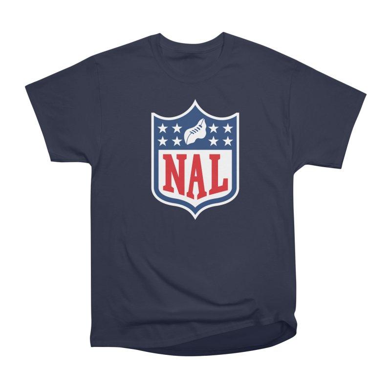 National Anthem League Women's Heavyweight Unisex T-Shirt by FWMJ's Shop