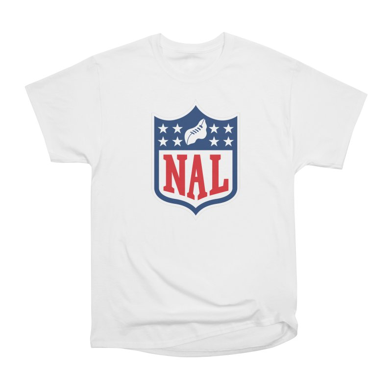 National Anthem League Women's Heavyweight Unisex T-Shirt by FWMJ's Shop