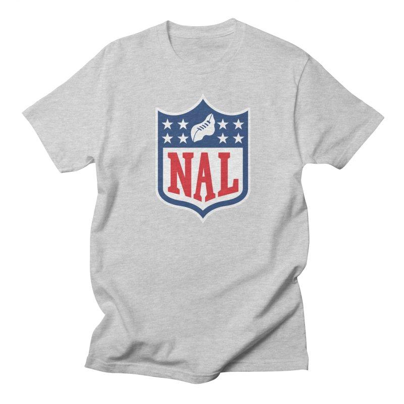 National Anthem League Women's Regular Unisex T-Shirt by FWMJ's Shop