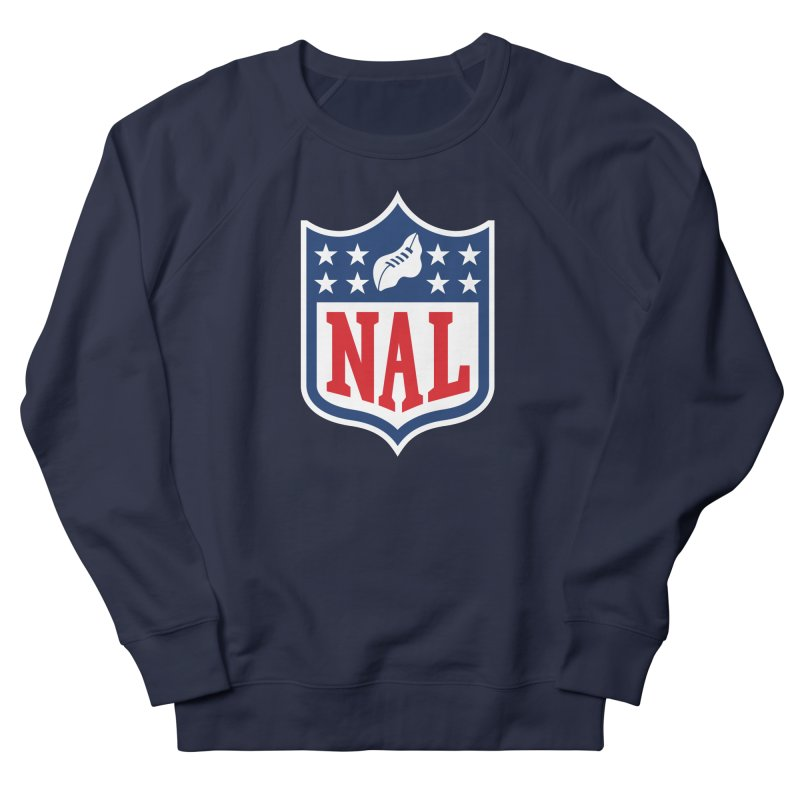 National Anthem League Women's French Terry Sweatshirt by FWMJ's Shop
