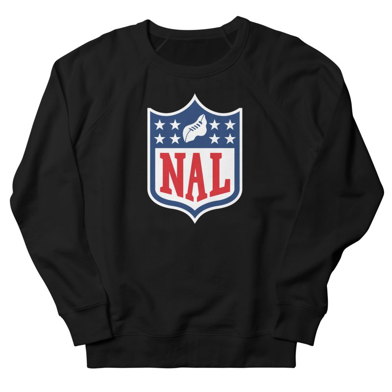 National Anthem League Men's French Terry Sweatshirt by FWMJ's Shop