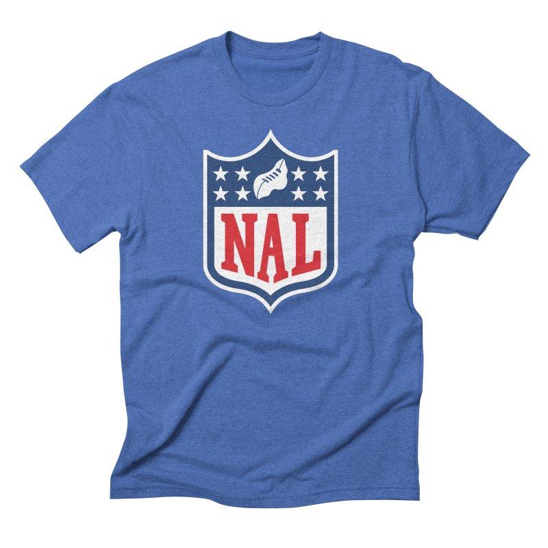 National Anthem League Men's Triblend T-Shirt by FWMJ's Shop
