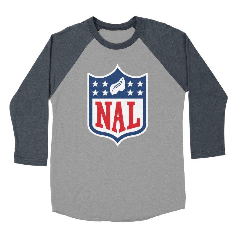 National Anthem League Men's Baseball Triblend Longsleeve T-Shirt by FWMJ's Shop