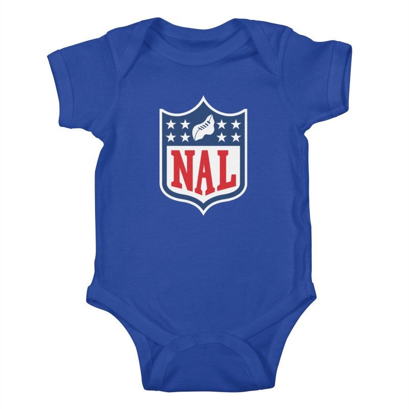 National Anthem League Kids Baby Bodysuit by FWMJ's Shop