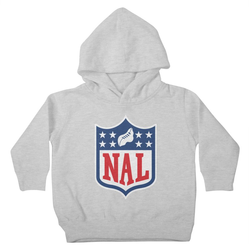 National Anthem League Kids Toddler Pullover Hoody by FWMJ's Shop