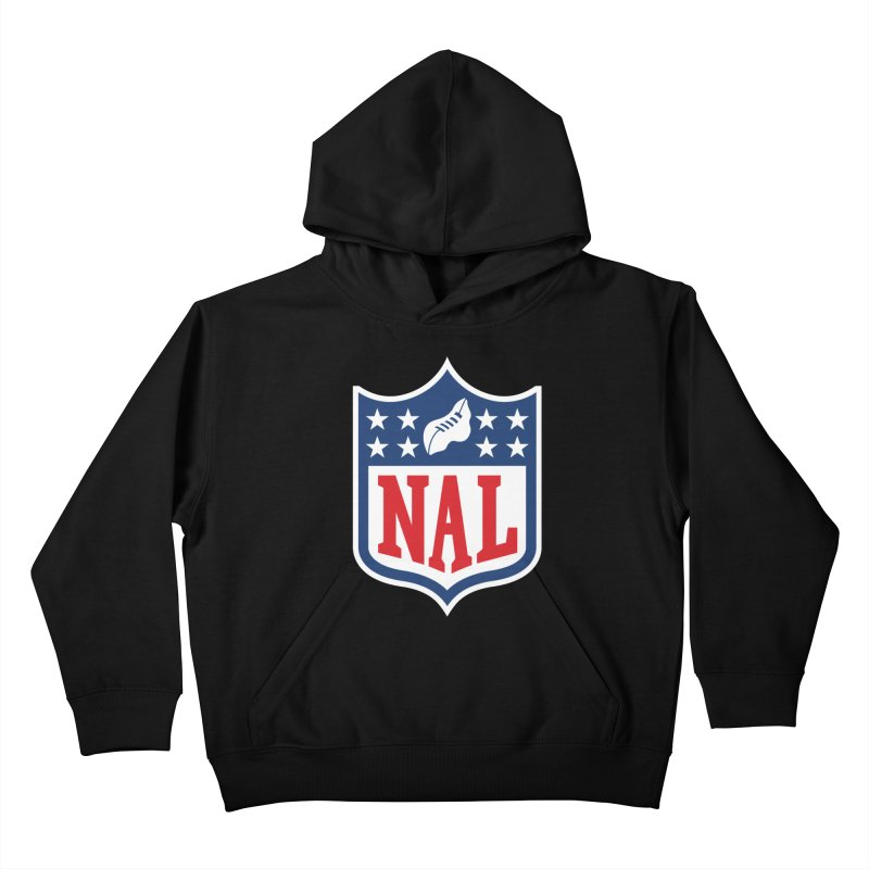 National Anthem League Kids Pullover Hoody by FWMJ's Shop