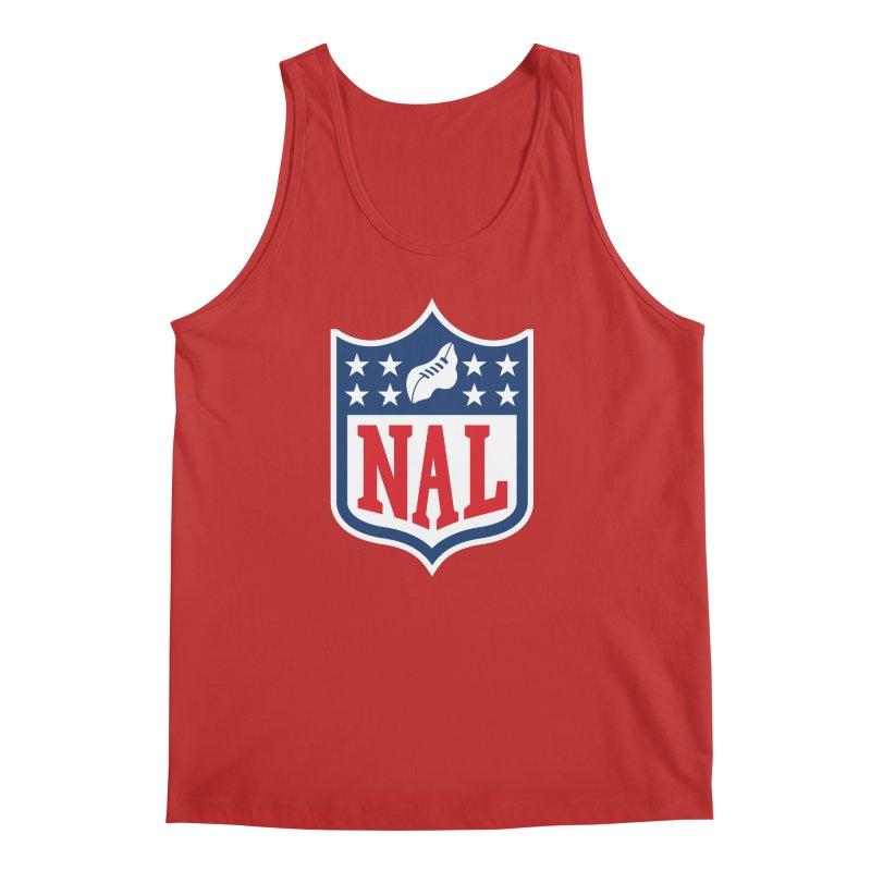 National Anthem League Men's Regular Tank by FWMJ's Shop