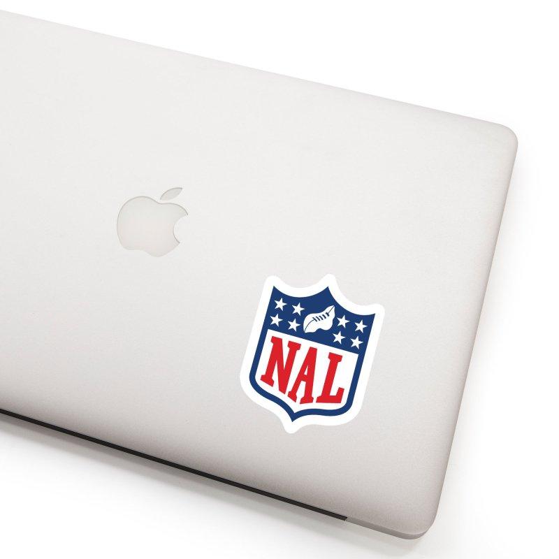 National Anthem League Accessories Sticker by FWMJ's Shop