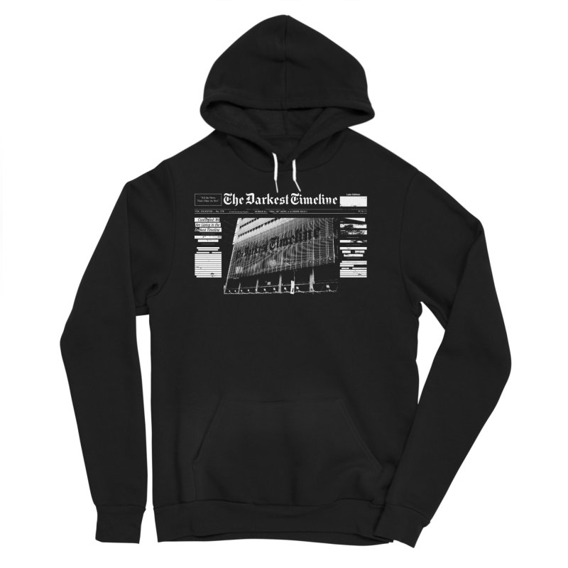 The Darkest Timeline (Above The Fold) Women's Pullover Hoody by FWMJ's Shop