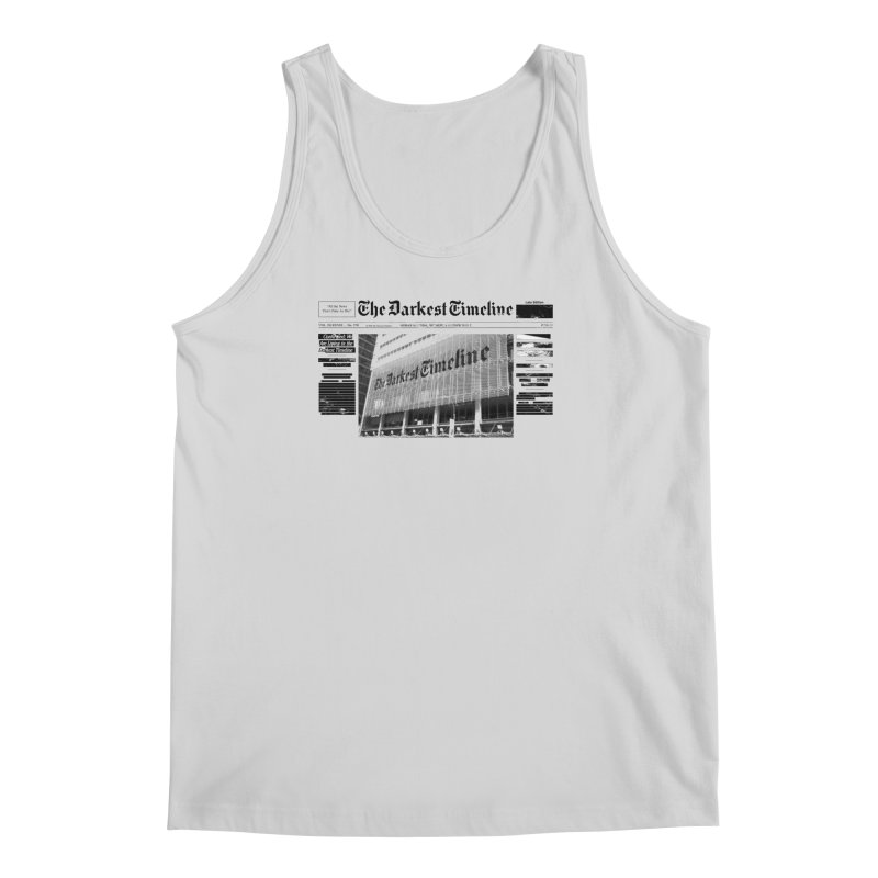 The Darkest Timeline (Above The Fold) Men's Regular Tank by FWMJ's Shop