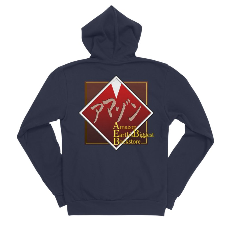 Shin-Ramazon Women's Zip-Up Hoody by FWMJ's Shop