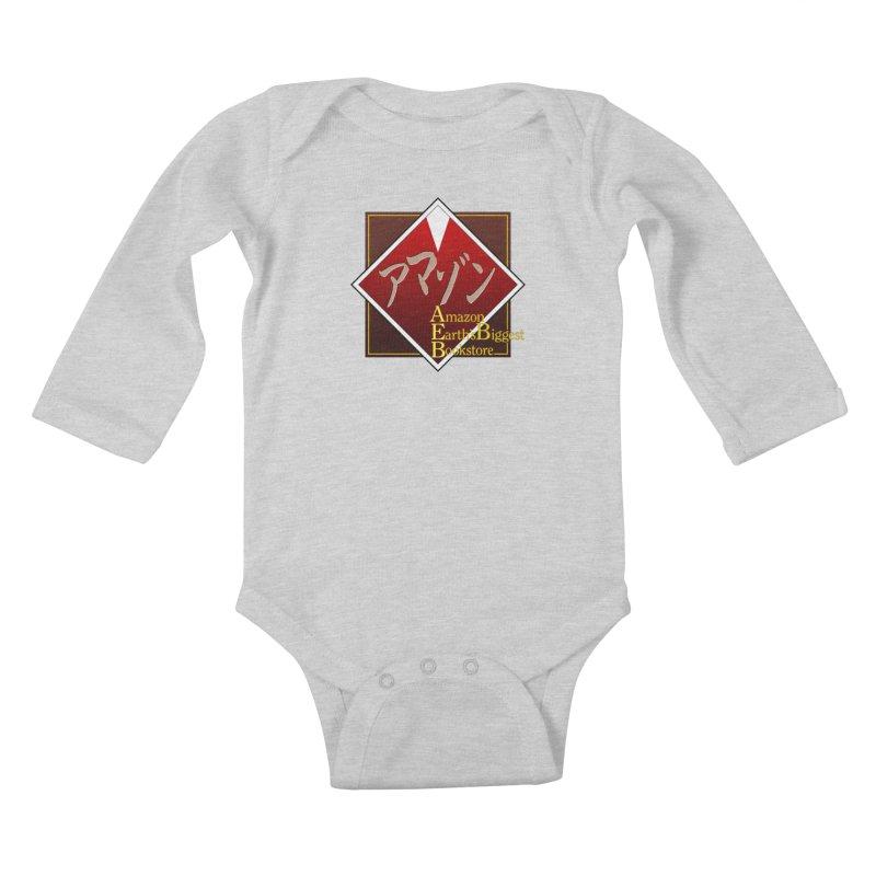 Shin-Ramazon Kids Baby Longsleeve Bodysuit by FWMJ's Shop
