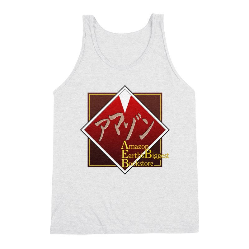 Shin-Ramazon Men's Triblend Tank by FWMJ's Shop